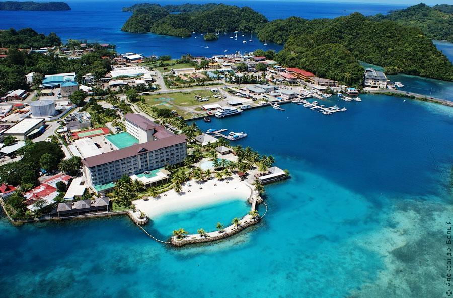 5 стран с самым маленьким внешним долгом: Бруней, Макао, Палау и еще 2